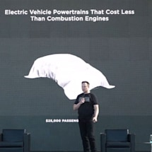 Tesla lays out 'Battery Day' plans that lead to a $25,000 electric car