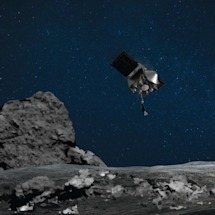 Watch NASA's OSIRIS-REx try to collect an asteroid sample at 5PM ET