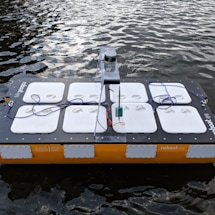 MIT tests autonomous 'Roboat' that can carry two passengers