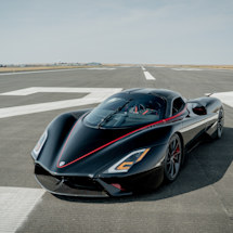 The SSC Tuatara has broken 330 mph and shattered a world speed record