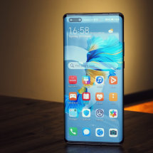 Huawei's Mate 40 Pro is another powerful flagship that you won't buy