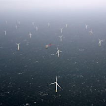 Europe created more energy from renewables than fossil fuels last year
