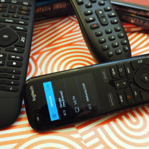 How to make sense of Logitech's universal remote lineup