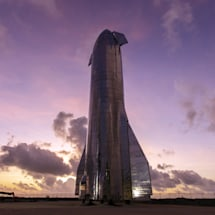 SpaceX prepares Starship SN8 prototype for high-altitude test flight