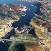 The Morning After: 'Flight Simulator' update adds high-res US landmarks
