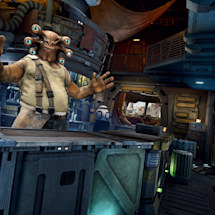 'Galaxy's Edge' lets you choose your own 'Star Wars' VR adventure