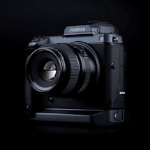 Fujifilm turned its flagship camera into an infrared forensics tool