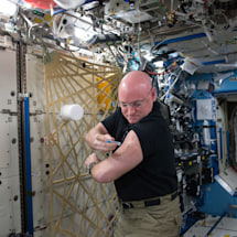 Scientists might know why astronauts develop health problems in space