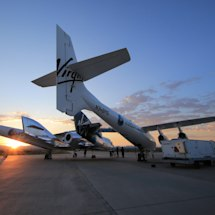 Virgin Galactic may attempt a rocket-powered test flight next week