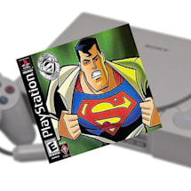 The 'lost' Superman PlayStation game has appeared in public
