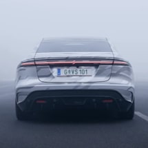 Watch Sony test drive its Vision-S prototype on public roads