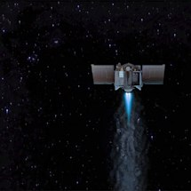 NASA's asteroid-sampling OSIRIS-REx probe will head back to Earth in May