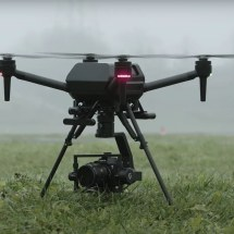 Sony shows off its Airpeak filmmaking drone for the first time