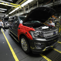 Ford and Nissan will cut vehicle production due to a chip shortage