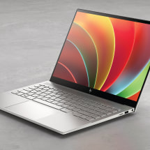 HP says its latest Envy 14 runs for up to 16.5 hours on a single charge