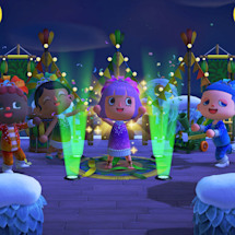 'Animal Crossing' updates send Mario and Hello Kitty to Carnival | Engadget
