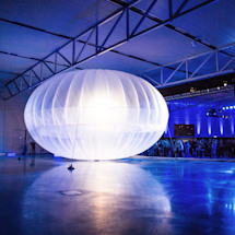 Alphabet will 'wind down' Loon's internet-broadcasting balloons