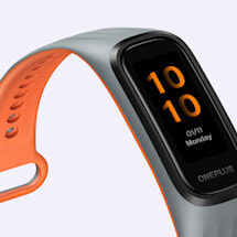 OnePlus unveils its first smartband
