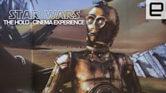 'Star Wars' and the coming holographic cinema revolution