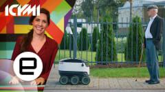 ICYMI: Floating wind farm, autonomous robot delivery & more