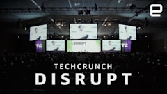 我們來到 TechCrunch Disrupt 2018 了!