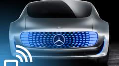 Best of CES 2015 Awards, Automotive: Mercedes F 015 concept car