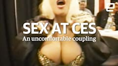 Sex at CES: An uncomfortable coupling
