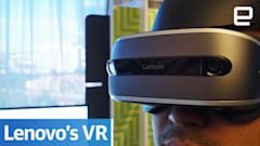 Lenovo's new push into VR starts with this 'Legion' laptop