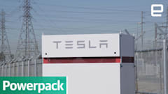 Tesla's Powerpacks are now lighting up California's grid