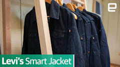 The Levi's Commuter smart jacket has a ton of promise