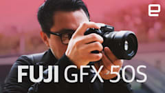 A week with Fujifilm's GFX 50S medium-format mirrorless camera