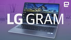 LG's ultralight Gram laptop has too many compromises
