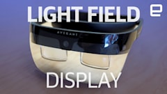 Avegant's light-field tech gives hope to a mixed-reality future