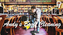 ICYMI: Boston's book cleaning machine and Disney's new SFX tricks