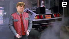 ICYMI: A 'Back to the Future' jacket and the super-secret space shuttle returned