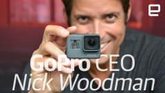 GoPro CEO 訪談:跌跌撞撞後,要重新上路