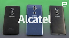 Alcatel's redesigned low-cost phones get 18:9 TCL screens