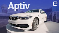 Aptiv's self-driving Lyfts took erratic Las Vegas traffic in stride