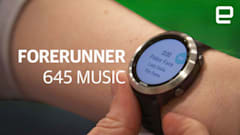 Garmin's latest running watch packs music and payments