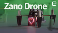 Zano drone returns after multi-million dollar crowdfunding failure