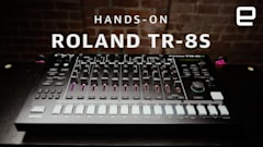 Roland's TR-8S mashes all your favorite 80s drum machines together
