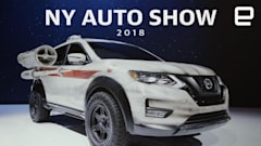 What you might have missed from the New York Auto Show