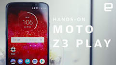 The Moto Z3 Play packs a bigger, better screen and full Mod support