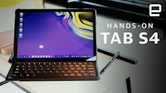 Samsung Galaxy Tab S4 hands-on: The Android tablet for multitaskers