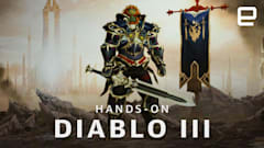 'Diablo III' on Switch is a comprehensive, faithful port