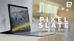 Pixel Slate hands-on: Google's 2-in-1 takes on the Surface