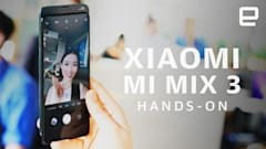 Xiaomi's all-screen Mi Mix 3 slider comes with up to 10GB RAM