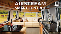 Airstream's smart home away from home