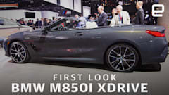 BMW reveals its gorgeous convertible 8 Series