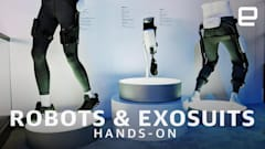 Samsung's 'Bots' and exoskeleton hint at the future of care